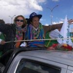 Alejandro Toledo inicia cierre de campaña electoral desde Puno