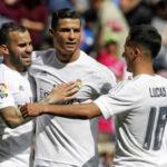 Liga BBVA: Real Madrid recupera la sonrisa con 4-0 al Eibar