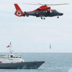 Chile: Armada captura embarcación peruana que pescaba tiburones