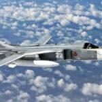 Alerta enmarBáltico: Caza ruso sobrevuela un buque de guerra de EEUU