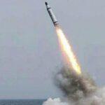 Corea del Norte lanza misil balístico desde submarino, según Seúl