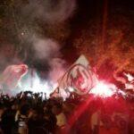 Universitario de Deportes también recibió 'banderazo' previo al clásico