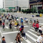 Colombia incentivan uso de bicicleta para enfrentar emergencia ambiental