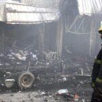 Irak: Al menos 24 muertos en atentado con coche bomba en Bagdad