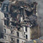 Francia: Explosión de gas en edificio de París causa 17 heridos