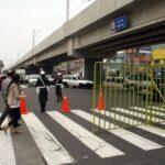 Debate electoral: Policía ejecuta plan en calles cercanas