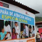 Cajamarca: Brigada médica inicia campaña en Jaén