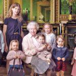 La Reina Isabel II celebra sus 90 años en el calor del hogar