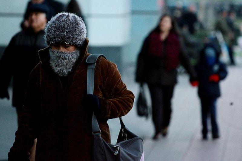 Chile: Ola de frío polar desciende la temperatura a 2,6 grados | Crónica Viva