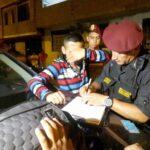 San Luis: Serenazgo y policías atrapan a raqueteros