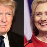 EEUU: Trump tiene 56% de apoyo republicano pero pierde ante Clinton