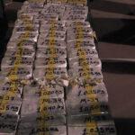 Policía incautó más de 70 kilos de cocaína en carretera Izcuchaca-Huancayo
