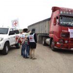 Siria: Llega el mayor convoy humanitario en 5 años de guerra (VIDEO)