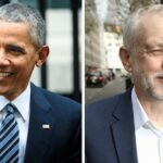 Jeremy Corbyn mantiene una conversación excelente con Obama
