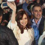 Cristina Fernández en Buenos Aires para declarar ante la justicia