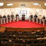 Debate empieza a las 19 horas en Centro de Convenciones de Lima