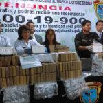 PNP decomisa más de una tonelada de cocaína por US$ 60 millones
