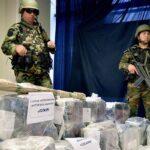 Policía decomisó cocaína valorizada en US$ 60 millones