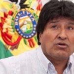 Bolivia: Ministra señala que Evo Morales tiene tumor benigno y pequeño(VIDEO)
