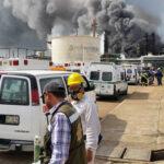 México: Explosión en planta petroquímica causa 13 muertos y 136 heridos