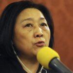 Periodista disidente china Gao Yu hospitalizada tras agresión policial