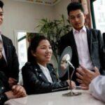 China: Gemelos se casan con gemelas y se operan para no confundirse