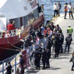 Turquía: Llega primer contingente de expulsados de islas griegas