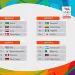 Río 2016: Sorteo allana camino a Brasil y Argentina y complica a México