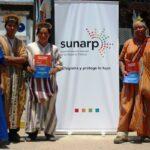 Sunarp presenta guía en asháninka
