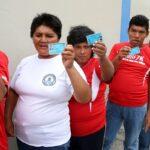 MIMP facilitó votación de 76 residentes del Inabif