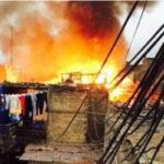 Mujer recuperó S/ 18,500 de sus ahorros tras voraz incendio (VÍDEO)