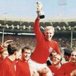 Inglaterra conmemorará 50 aniversario de su título en Mundial 1966