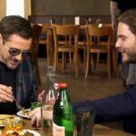 "Civil War: ""Iron Man"" disfruta manjares junto a ""Barón Zemo"""