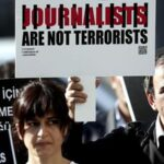 Turquía: Protestan contra actitud de Ankara hacia periodistas extranjeros