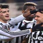 Liga italiana: Juventus golea y se acerca al pentacampeonato