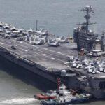 China niega acceso de portaaviones EEUU a puerto de Hong Kong