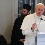 Lesbos: Papa Francisco pide a Europa respetar los derechos humanos