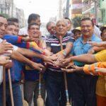 La Victoria: Realizan campaña de limpieza en Gamarra