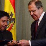 Bolivia y Rusia firmaron exención de visados y acordaron cooperación