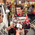 Lucho Mendoza Jr. regresa en el Rally Cañete 2016