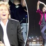 EEUU: Grandes leyendas del rock en histórico megaconcierto