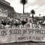 París rinde homenaje a las víctimas de la dictadura argentina