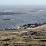 Las Malvinas:  Destructor británico ya no protege archipiélago