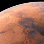 """Marte: Científicos afirman que planeta rojo sale de una """"era de hielo"""""""