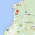 Ecuador soporta dos nuevos sismos de 6.2 grados en sus costas