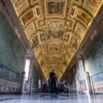 El Vaticano recupera la Galería de los Mapas, una de sus joyas