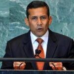 ONU: Humala pide asociación estratégica en lucha contra las drogas