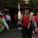 Guatemala: Payasos conmemoran su día con un divertido desfile