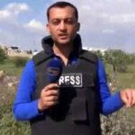 Siria: Periodista fue herido con bomba mientras realizaba reportaje (VIDEO)