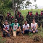 Colombia: Guerrillas del ELN liberan a policía secuestrado (VIDEO)